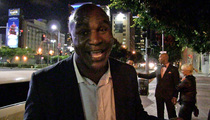Evander Holyfield -- Who Hit Me the Hardest?? That's Easy ...