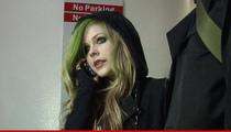 Avril Lavigne Concert Lawsuit -- I Did Your Stupid Concert ... Now Fork Over My $375K