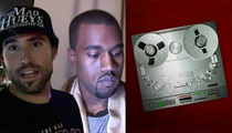 Brody Jenner -- Kanye's Like a Stranger to Me ... That's Why I Didn't Go to Kim's Wedding