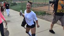 Christina Milian -- I'm NOT Banging Lil Wayne