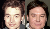 Mike Myers: Good Genes or Good Docs?