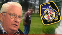 NFL Owner Art Modell -- Cops Find Grave Urinator ... Kick Case to State Attorney