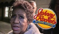 Aretha Franklin P-I-S-S-E-D at Johnny Rockets