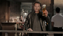 David Duchovny -- My Russian Beer Commercial Doesn't Make Me Pro-Putin