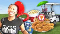 Kandi Burruss -- Picky Eater and a Picky Pooper
