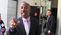 Montel Williams -- Barks at 'Homeboy' Obama ... FIX Veterans' Medical Problems