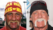 Hulk Hogan: Good Genes Or Good Docs?