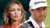 Paulina Gretzky's Fiance -- TESTS POSITIVE FOR COCAINE ... Report Says