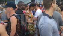 Malia Obama -- Fails to Blend in at Lollapalooza ... Thanks a Lot, Secret Service
