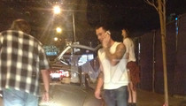 Adam Levine -- He's Run Out of Gas