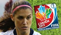 U.S. Women's Soccer Star Alex Morgan -- FIFA Is Treating Women Like Second Class Citizens