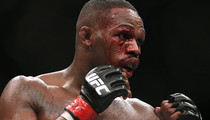 Jon 'Bones' Jones -- Scratched from UFC 178