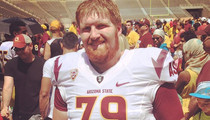 Arizona State Football Player -- I'm Gay ... First Active NCAA Football Player to Come Out
