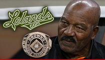 Jim Brown Lawsuit -- Ex-Wife Unloaded Your Championship Ring ... Says Auction House
