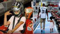 Beyonce and Jay Z -- Crazy in Go-Kart Love