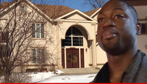 Dwyane Wade -- Chicago Can Be Cold ... Foreclosure Imminent!