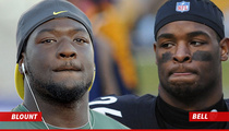 LeGarrette Blount & Le'Veon Bell -- ARRESTED ... Pot Possession