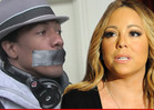 Mariah Carey & Nick Cannon -- Mariah Muzzles Nick In Divorce!