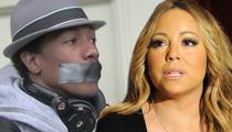 Mariah Carey & Nick Cannon -- Mariah Muzzles Nick In Divorce!
