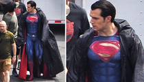 Henry Cavill -- Sorry, Guys ... I'm Not Batman!
