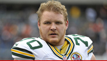 Packers Lineman -- Alleged Rapist Cop Was 'One Of My Best Friends' ... I'm Shocked