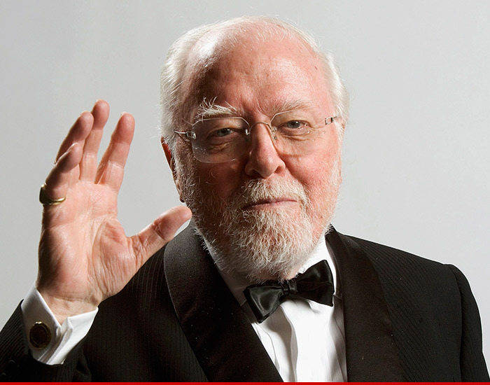 Richard Attenborough Dead 'Jurassic Park' Star Dies At 90