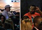 Suge Knight -- 2 NBA STARS AT NIGHTCLUB ... Around Time of Shooting