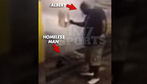 Albert Haynesworth -- DUMPS WATER ON TRANSIENT ... Stop Harassing My Customers!