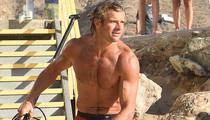 Laird Hamilton -- RESCUES MALIBU SURFER ... No Lies Involved