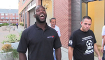 Pierre Garcon -- Peyton Manning's My Pizza Mentor!!!