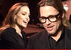 Brad Pitt and Angelina Jolie Get Married ... Finally!