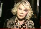 Joan Rivers Dead -- Legendary Comedienne Dies at 81