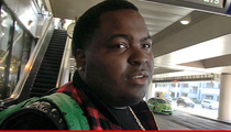 Sean Kingston -- Sued for Not Paying His Jewelry Bill ... And Some of It Was Fake!