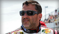 Tony Stewart -- I'm Back On The Track ... First Race Since Deadly Incident