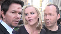 Mark Wahlberg -- Skipping Donnie Wahlberg & Jenny McCarthy's Wedding