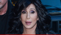 Cher -- Beat Goes On During Surprise Visit To Old Home