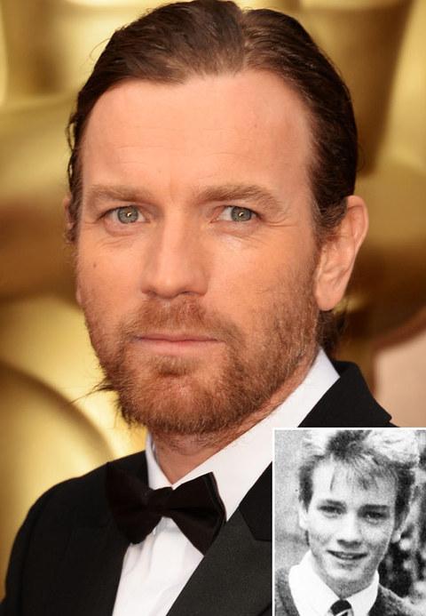 It's Ewan McGregor!