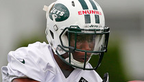 NY Jets Rookie -- Arrested for Assault ... After Alleged Hotel Fight