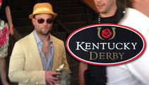 Wes Welker -- Churchill Downs Backs NFL Star ... No Signs of Drug Use