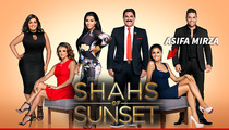 'Shahs of Sunset' New Cast Member -- A Hottie with Ex-Husband Issues