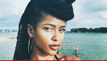 G.R.L. Singer Simone Battle -- Money Problems A Factor in Suicide
