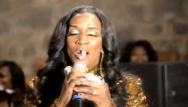 Momma Dee's Flipper Tooth Flips Out On Stage ... But The Show Must Go On