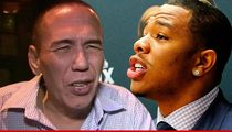 Ray Rice -- THE JOKES BEGIN ... Gilbert Gottfried Zings NFL Star