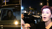Sharon & Ozzy Osbourne -- Bloody Hell, Ozzy ... You're in the Wrong Car!