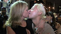 'Real Housewife' Sonja Morgan -- Totally Hammered ... She's the Straw That Slurred Her Drink
