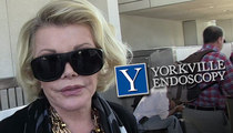 Joan Rivers -- Doctor Who Performed Throat Procedure Fired