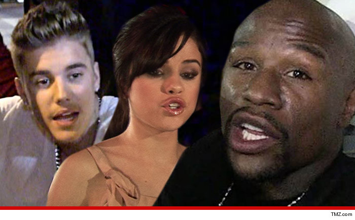 Justin bieber mayweather meet selena tmz looks like justin bieber is done living the bachelor life he actually brought his girlfriend selena gomez to las vegas for the floyd mayweather fight m4hsunfo