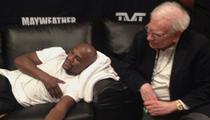 Floyd Mayweather -- Rebuffed By Warren Buffett