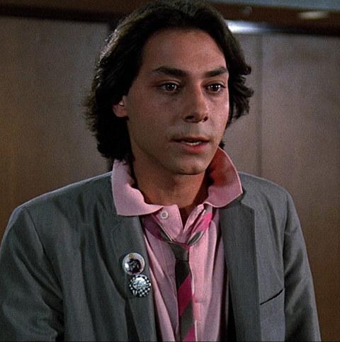 """Robert Romanus as """"Mike Damone."""""""