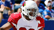 Arizona Cardinals RB Jonathan Dwyer -- Arrested for Domestic Violence